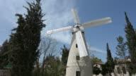 istock Montefiore Windmill in Jerusalem Israel 487665296