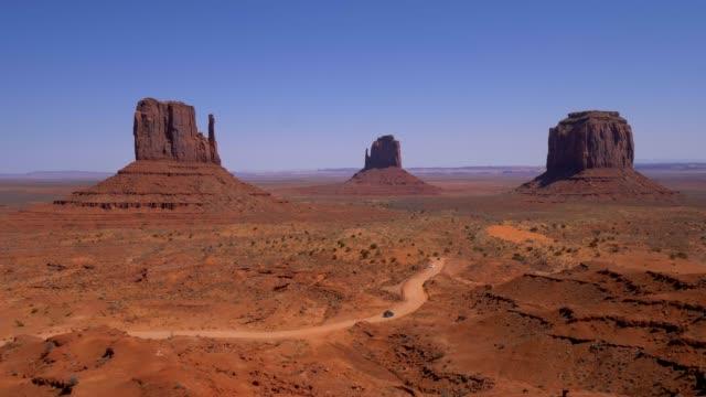 Monument Valley in Utah - famous landmark