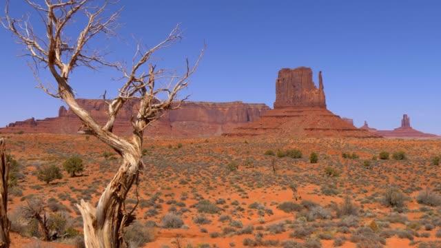 Monument Valley in Utah Oljato