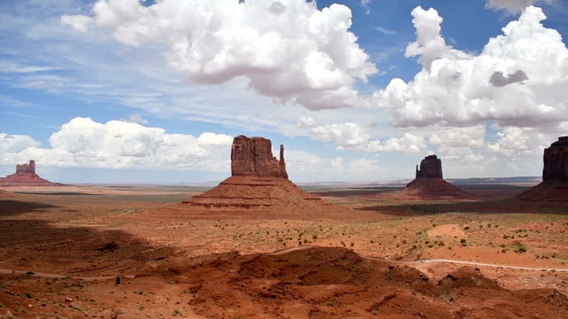 Monument Valley Panorama video