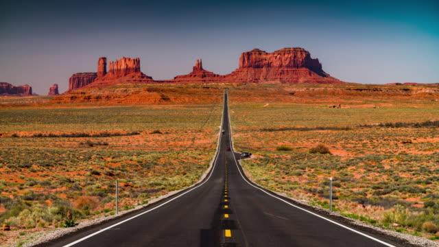Monument Valley, USA, Utah - 4K Nature/Wildlife/Weather video