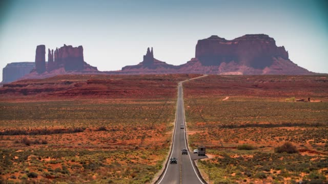 Monument Valley, USA video