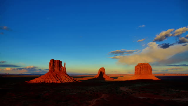 Monument Valley, UT-AZ video