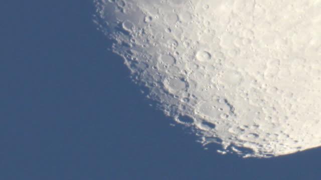 月面 Clavius クレーター ビデオ
