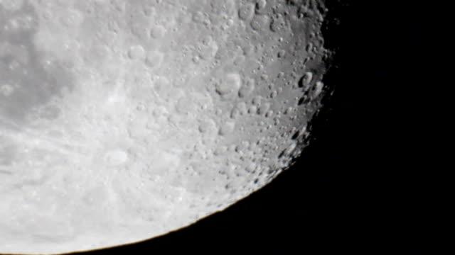 月面クレーターティコ ビデオ