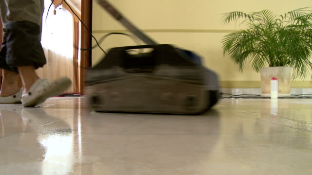 mopping video