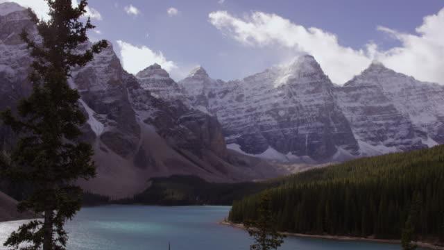 Moraine Lake, Alberta Canada video