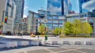 istock Morning at Columbus Circle in New York 1224392830