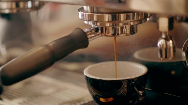 morning coffee drink video
