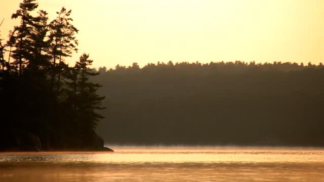 Morning islands. video