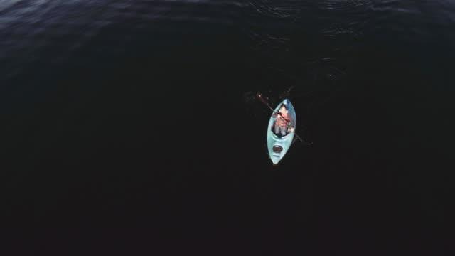 4K AERIAL: Morning Kayak video