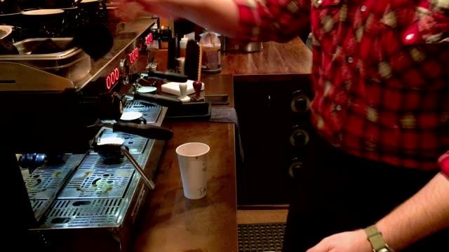 Morning Latte video