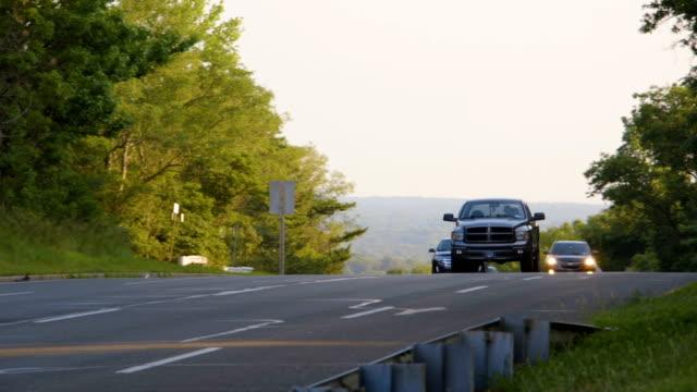 Morning Traffic 02 video