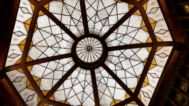 Mosaic Glass Dome video