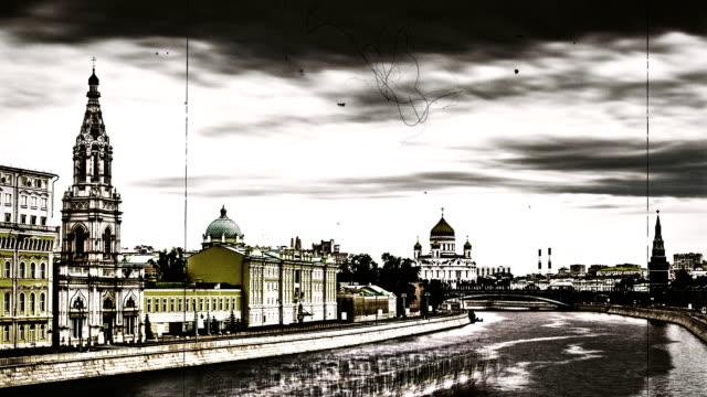 moscow city - röda torget bildbanksvideor och videomaterial från bakom kulisserna