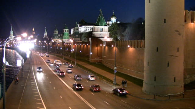 Moscow HD video