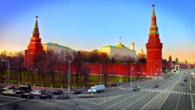 vídeos de stock, filmes e b-roll de kremlin - rússia