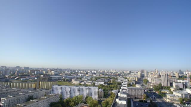 moskvas stadssilhuett - moskva bildbanksvideor och videomaterial från bakom kulisserna