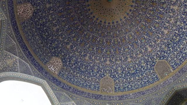 伊朗伊斯法罕清真寺 - 伊朗 個影片檔及 b 捲影像