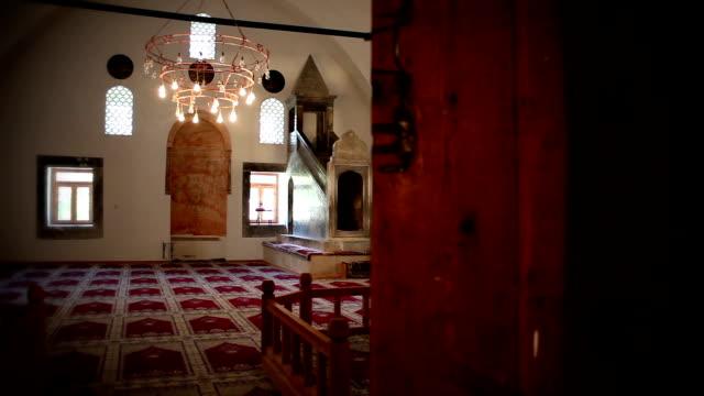 モスク - ラマダン点の映像素材/bロール