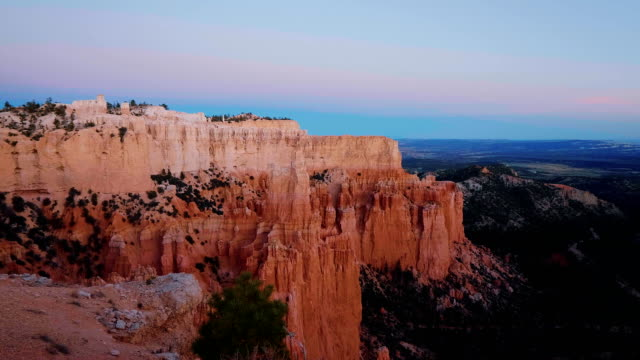 Most beautiful landmark in Utah - the famous Bryce Canyon National park video