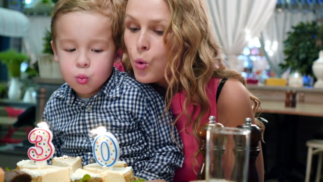 Mother's 30th birthday video