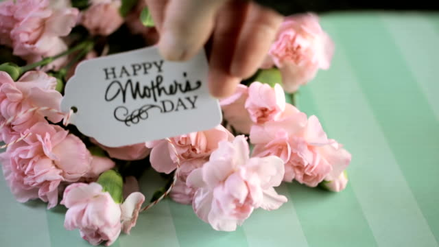 mother's day - mothers day stock videos & royalty-free footage