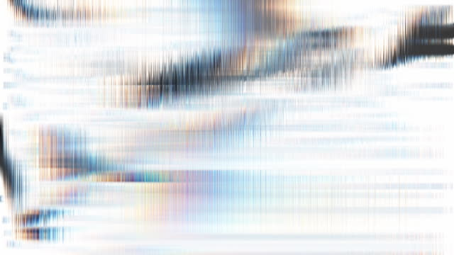 Motion blur background. Abstract Looping Moving grunge thin lines. Imitation of glass texture
