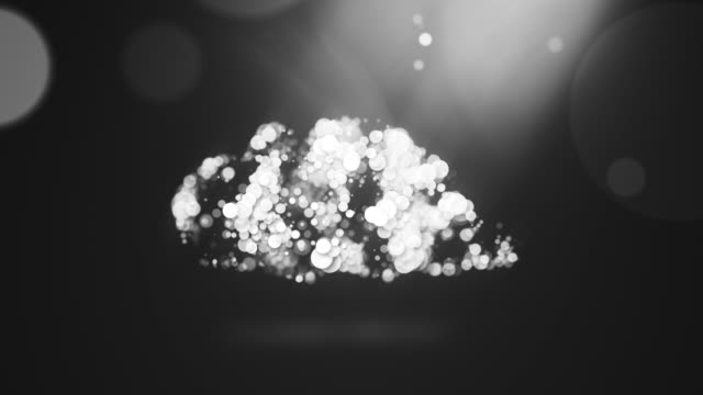Motion Graphics for online Cloud Storage