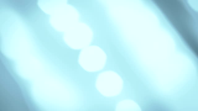 Motion lights abstract defocused background video