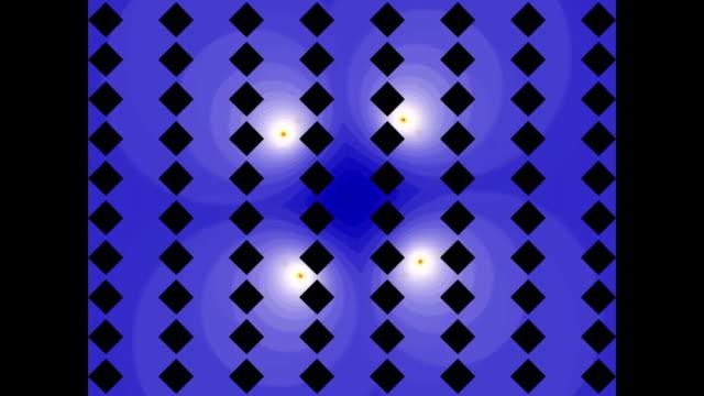 Motion lights video