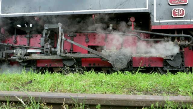 Motion Transmission Frame Steam Train video