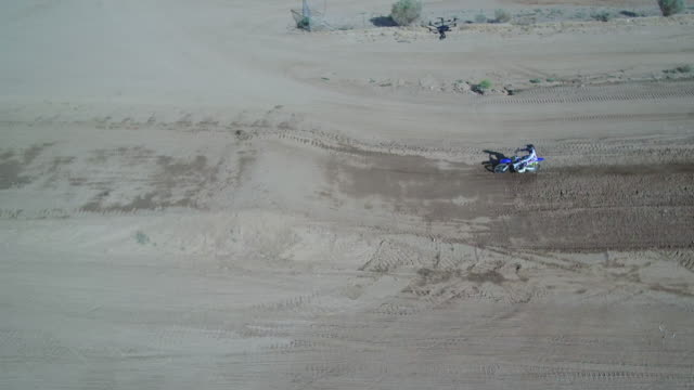 motocross aerial - freestyle motocross video stock e b–roll