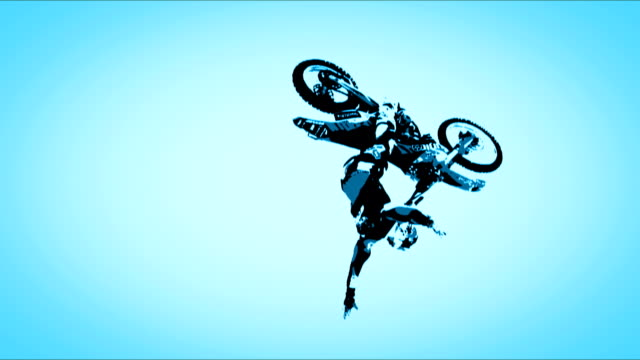 motocross - motocross video stock e b–roll