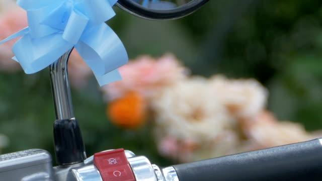 Motorcycle Rearview Mirror video