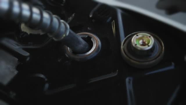 motorcycle refueling video