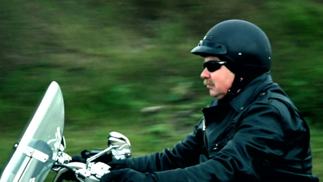 Motorcycle Rider video