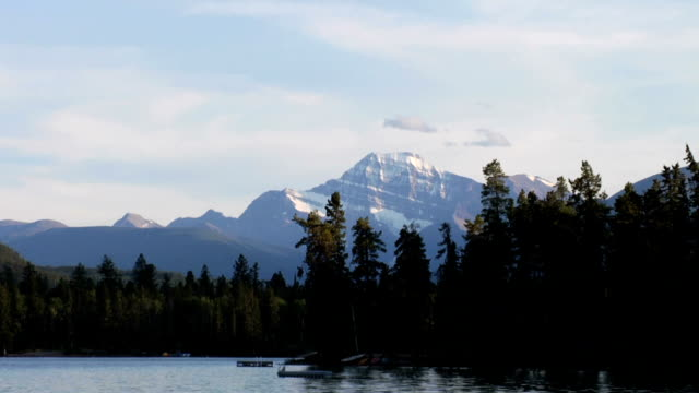 Mount Edith Cavell video