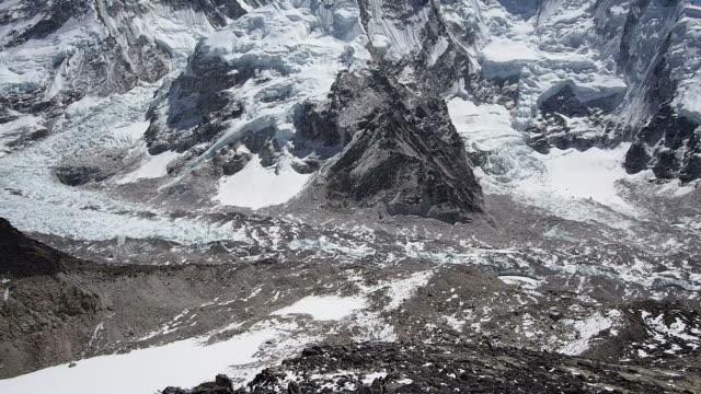 Mount Everest and Nuptse Seen from Kala Patthar video