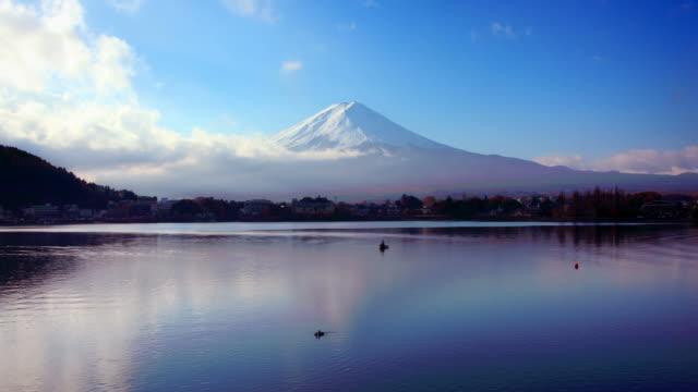 Mount Fuji Japan video