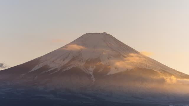 マウント富士 - 富士山点の映像素材/bロール