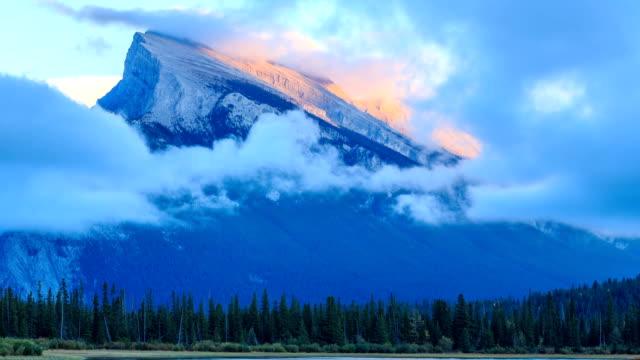 Mount Rundle – Banff National Park video