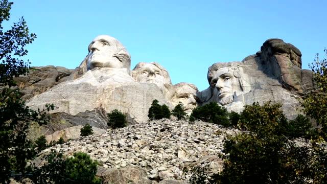 Mount Rushmore National Memorial video