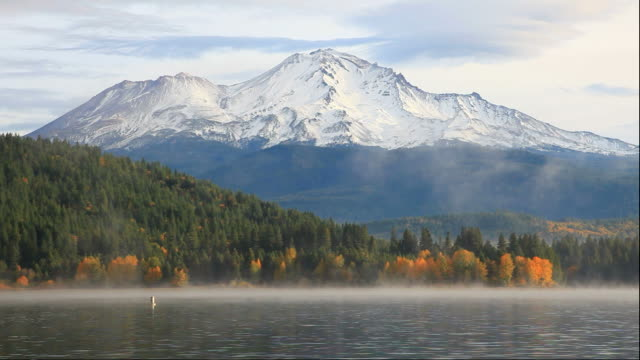 Mount Shasta video