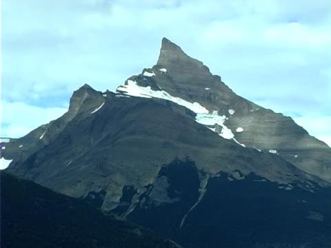 Mountain and lake video