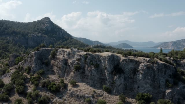 berg och hav - egeiska havet bildbanksvideor och videomaterial från bakom kulisserna