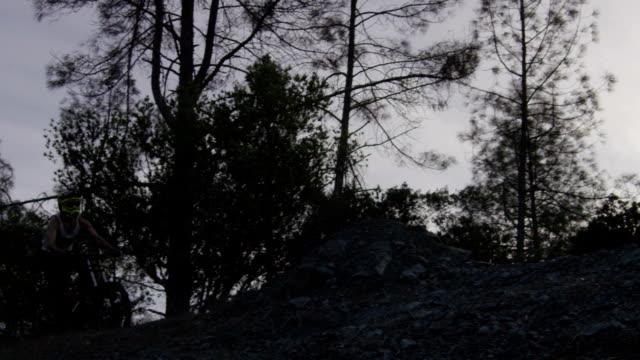 Mountain Bike Jump video