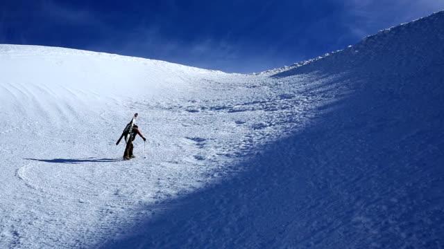 Mountain Climbing Sequence video