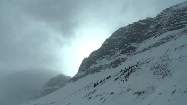 Mountain Cloud Timelapse video