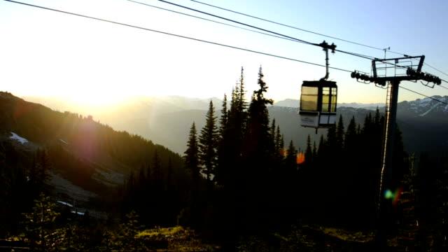 Mountain Gondola video